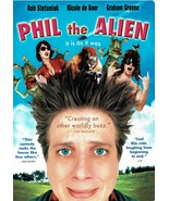 Phil the Alien, Starring Boyd Banks, Christopher Barry, DVD, Very Good - $9.99