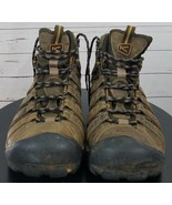 Keen Women's Voyageur Mid Brindle/Custard Classic Comfort Shoes Size 9 - $107.10