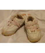 LA Gear Pink and White Kids Tennis Shoes - $12.00