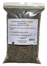 Horticultural Medium Grade Vermiculite 1 Quart - $12.92