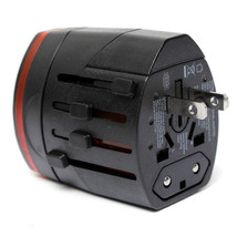 Universal Travel Wall Charger Adapter AC Adapter Converter Power Plug - $12.44