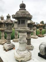 Antique Meiji Period Japanese Stone Lantern Taihei Gata - 0101-0078 - $4,250.00