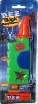 PEZ Magic Candy Dispenser, Green with Orange Hat - $8.90