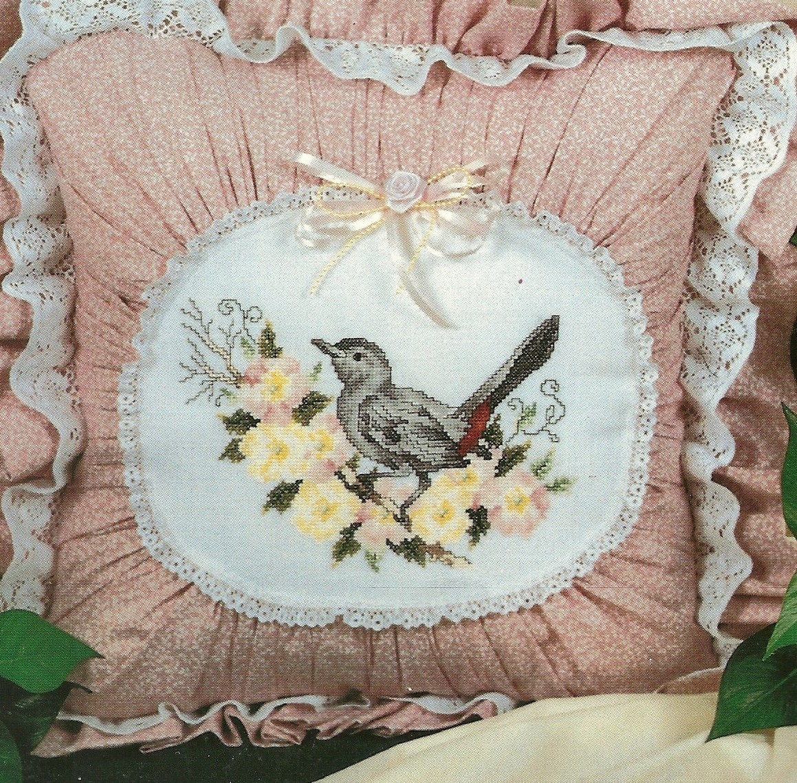 Birds Of A Feather Cross Stitch Pattern Book 116 Stoney Creek Collection