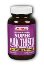 Super Milk Thistle Plus Natural Balance 50 Caps - dietary supplement - $13.90