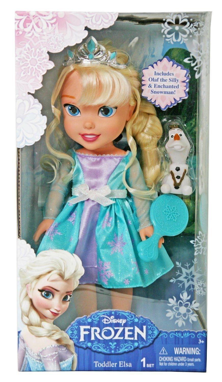 Image 2 of Princess Elsa Frozen Toddler 14