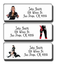 Dominatrix Labels - $5.00