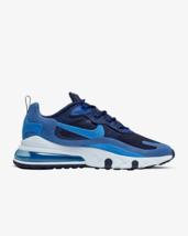 Nike Air Max 270 React Zapatillas Azul - $253.30