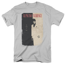 T-Shirts Sizes S-3XL New Authentic Scarface Vintage Poster Mens Tee Shirt - $25.59+