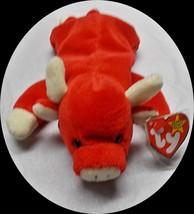 1995 Ty Snort Beanie Baby (Retired)  Ultra-Rare Beanie Baby is full of E... - $830.11