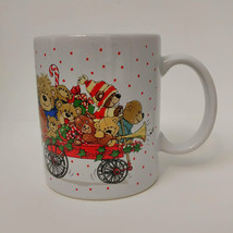 Suzy's Zoo Holiday Express Christmas Coffee Mug - $8.00