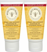 Burt's Bees Baby Diaper Rash Ointment 3 Ounce (Pack of 2) - $22.76