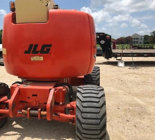 2007 JLG 450AJ For Sale In Thornton, Texas 76687