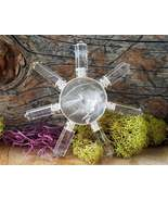 Clear Quartz Energy Generator Healing Crystal Gemstone Point Reiki Balan... - $16.19