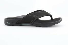 Abeo Balboa Slides Sandals Black Size US 7.5 Neutral Footbed ( EPB ) 3892 - $80.00