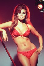 Raquel Welch Sexy Red Bikini 18x24 Poster - $23.99