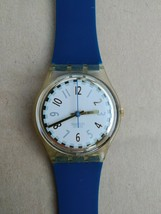 "Swatch ""Cool Fred"" AG 1992 unisex watch - $26.97"