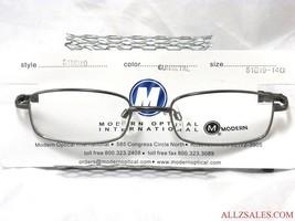 Modern Optical STUDIO Unisex Prescription Eyeglasses Metal Frame 51-19-1... - $34.95