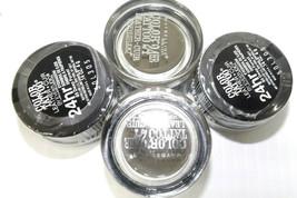 4 Maybelline Color Tattoo By EyeStudio 24hr Leather Eyeshadow DEEP FOREST #85 - $16.65