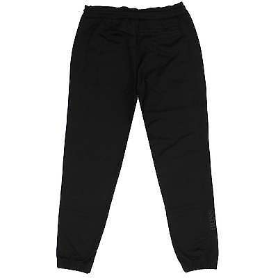Hugo Boss Men's Premium Sport Gym Workout Track Suit Pants Hadiko Black 50324782