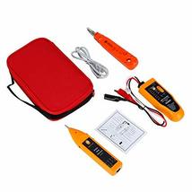 SILIVN Wire Tracker,RJ45 RJ11 Cable Tester Line Finder Multifunction Wire Tracke image 6
