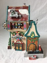 Dept. 56 Snow Village Jack in the Box Plant No 2 56705 Lighted Retired Limited - $39.95