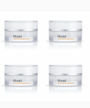 4X Murad Instant Radiance Eye Cream, Diminishes Wrinkles 0.5 oz Each - NIB - $79.15