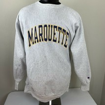 VTG Champion Reverse Weave Sweatshirt Purdue Jumper 80s 90s Warm Up XL - $49.99