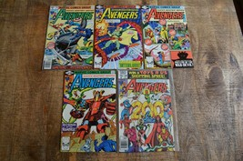 Avengers #190 194 197 198 200 (Marvel Comics, 1979 1980) - $33.68