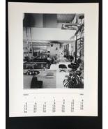 JULIUS SHULMAN Photograph 11x14 Lithograph Portfolio Print Eames House, ... - $23.19