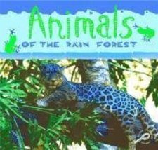 Animals of the Rain Forest (Rain Forest Today Discovery Library (Hardcov... - $14.94