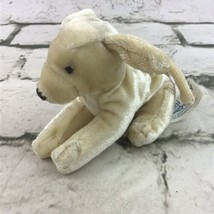 Animal Alley Toys R Us Miniature Puppy Dog Plush Yellow Labrador Stuffed... - $9.89