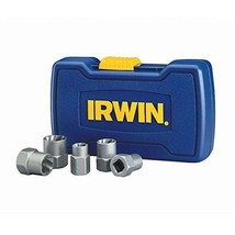 IRWIN HANSON BOLT-GRIP Bolt Extractor Base Set, 5 Piece - $27.03