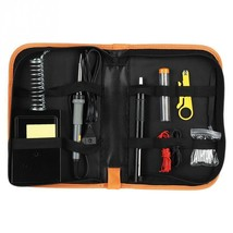 Potable Electric Soldering Iron 60W Solder Station Welding Tool Hand Rep... - $58.63