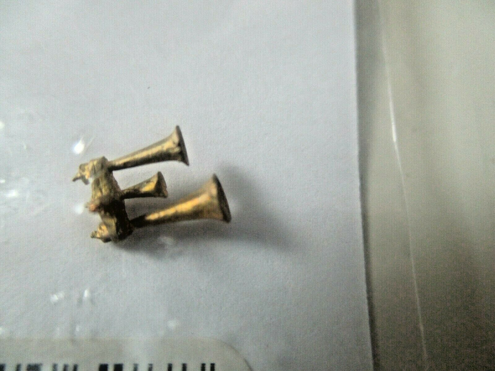 Cal Cal Scale # 190-628 Brass Leslie Air Horn 3 chime RS3L.  1 Pack HO Scale
