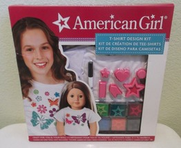 American Girl Stamping T-Shirt Design Kit  - Design Shirts for You & You... - $17.09