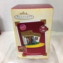 2005 Over the Rainbow Magic Hallmark Christmas Tree Ornament MIB Price T... - $28.22