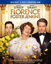 Florence Foster Jenkins [2016, Blu-ray/DVD]