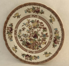 """VINTAGE HAND CRAFTED by MARUTA 'INDIAN TREE'  10 1/2"""" DINNER PLATES - $9.89"""