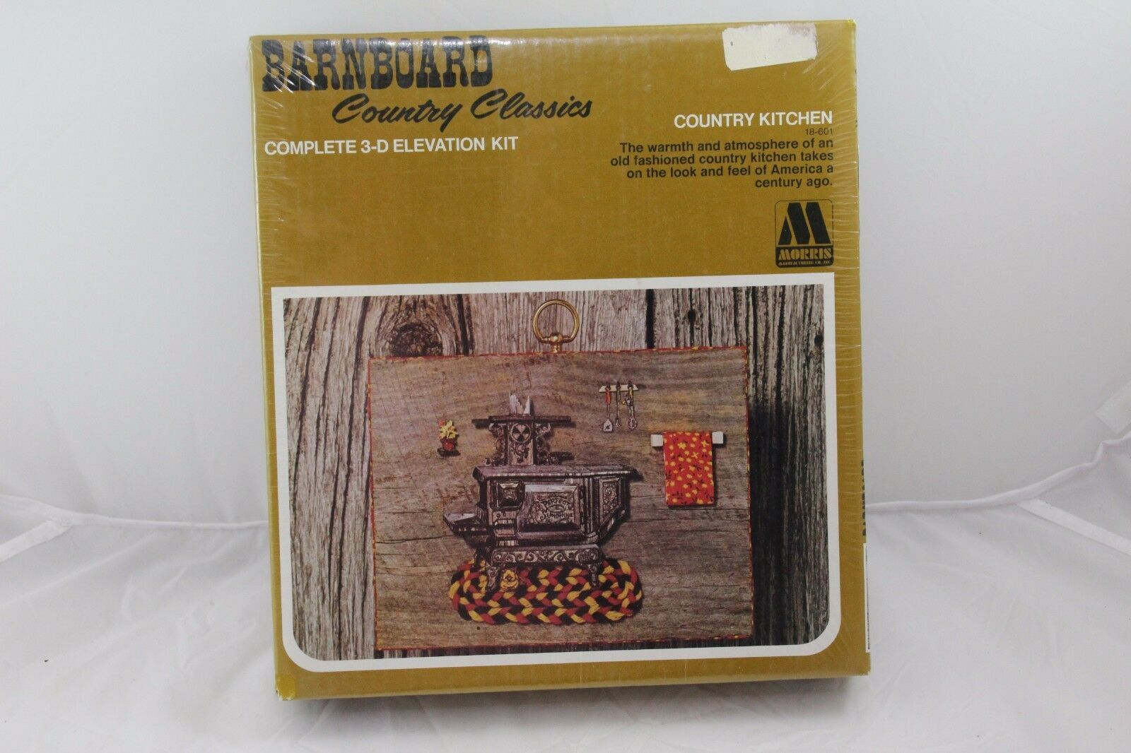Primary image for Morris Barnboard Country Classics 3-D Elevation Kit Country Kitchen