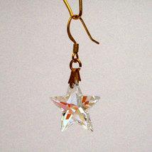 Crystal Star Earrings image 1