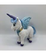 "Disney Sophia The First Magic Sparkle Sky Skye 10"" Plush Unicorn Pegasus - $12.86"