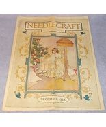 Vintage Women's Sewing Needlecraft Magazine Dec... - $9.95