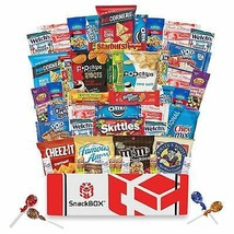 Care Package College Students, Military, Father's Day, 50ct Sweet & Salt... - $50.24