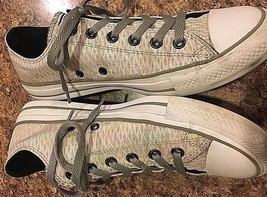 Converse Low Sneakers Pastels Rainbow Chuck Taylor All Star W9.5/M7.5 #71 - $46.54