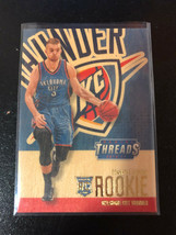 Domantas Sabonis RC 2016-17 Panini Threads WOOD ROOKIE #232  - $0.99