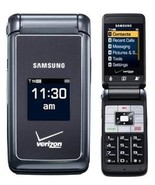 Samsung Haven SCH-U320 Gray(Verizon)(Page Plus) Flip Cellular Phone RB P... - $34.62