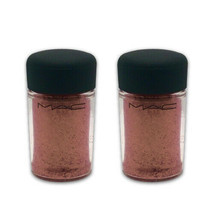 MAC Pigment - Rose - LOT OF 2 - 4.5 g. each - $37.84