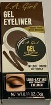 L.A Girl Gel Eyeliner Rich Chocolate Brown (GEL735) - $8.79