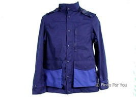 Nanamica x J Crew Men's 65 35 Cruiser Jacket Coat Flap Pockets S C1727 N... - $275.99
